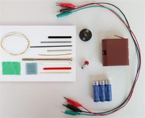 A2.1 ¿Qué son los materiales conductores y aislantes?. Experimento de electricidad para niños de 8 a 12 años