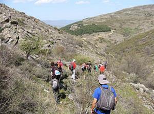 Educación física en Sierra Cabrera