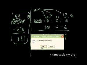Por qué Pedir Reservas (Khan Academy Español)