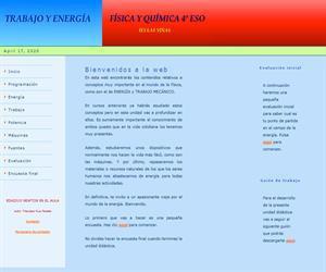 Trabajo y energía. Por José Trujillo
