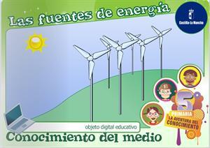 Las fuentes de energía (Cuadernia)