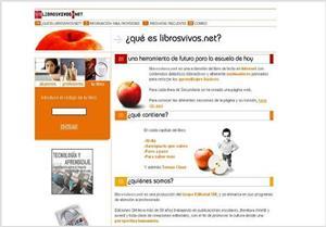 Enlaces a Librosvivos.net. Unidades didácticas
