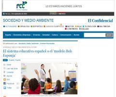 El sistema educativo español o el 'modelo Bob Esponja' | elConfidencial.com