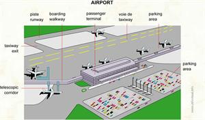 Airport  (Visual Dictionary)