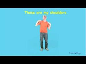 Body Parts Song for Kids: My Body!