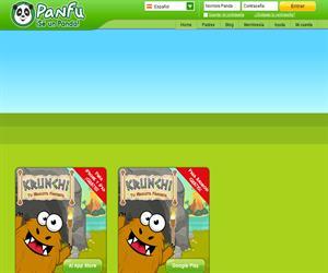 Panfu, mundo virtual para aprender inglés jugar y hacer amigos