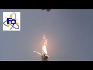 Experimentos de Física y Química: Fuegos Artificiales (fq-experimentos.blogspot.com)