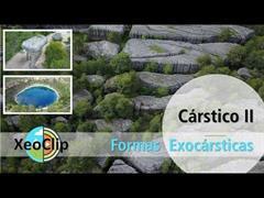 Cárstico II. Formas exocártiscas