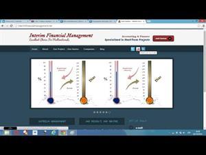 Vídeo - Macros Excel – VBA 19.- Animando Gráfico de Barras que Simula un Termómetro de Mercurio