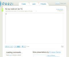 """Experiencia """"No soy nadie sin las TIC"""" para #redesedu12"""