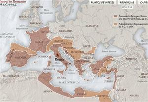 El imperio romano (elpais.com)