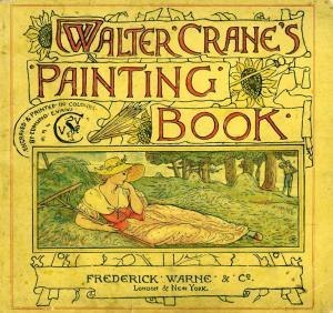 Walter Crane's painting book (International Children's Digital Library)