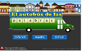 El autobús de las palabras