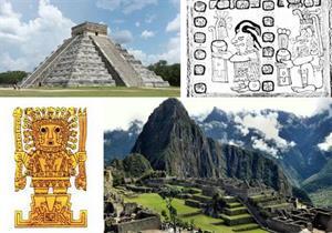 Cuáles son las civilizaciones mesoamericanas