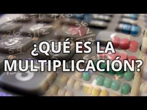 Multiplicación I