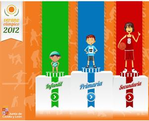 Actividades y juegos educativos para el verano olímpico 2012