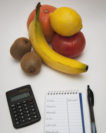Water Content in Fruits and Vegetables