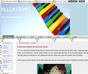 Musika-bloga. Blog de música en euskera. MUSIKARMA