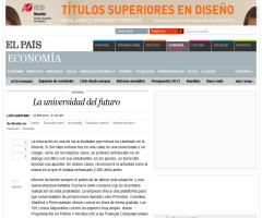 La universidad del futuro (Luis Garicano, El País)