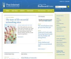 The Pew Internet & American Life Project: un análisis permanente de la incidencia de Internet en la sociedad y en los estilos de vida