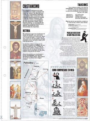 Cristianismo. Láminas de El Mundo