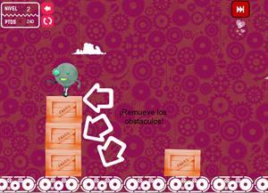 Bob el robot: un juego interactivo