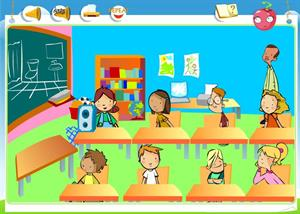 Class Rules and Market Day: THE GAME (We can do lots of things in Smiling Town III): listening para 6ºde Primaria (Curso 6º)