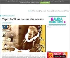 As causas das cousas (Historias de Galicia)