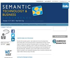Semantic: Technology & Business NY