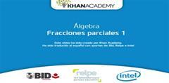 Fracciones parciales I (PerúEduca)