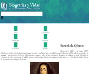 Biografia de Baruch de Spinoza