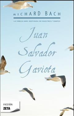 Juan Salvador Gaviota de Richard Bach un audiolibro y libro on-line en español