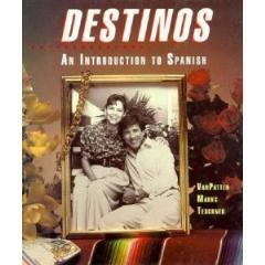 "Serie para principiantes de ELE ""Destinos: an Introduction to Spanish"" (1992)"