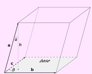 Área y volumen  - 2º Bach
