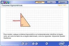 Funciones trigonométricas (PerúEduca)
