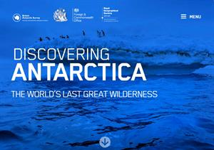 Discovering Antarctica: interactive education for schools