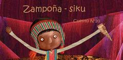 Zampoña - siku (PerúEduca)