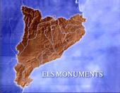 Catalunya des de l'aire. Els monuments