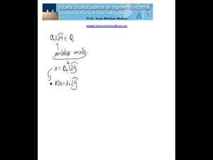 Fracción generatriz de un número decimal periódico mixto
