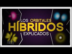 Por qué Todos los Orbitales son Híbridos