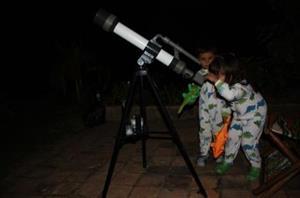 Astronomía autodidacta para niños