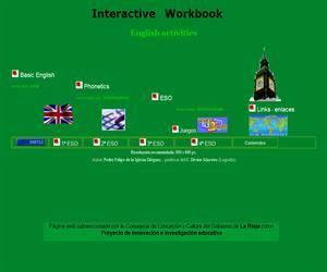 Inglés, English activities (pedrofelipe.tk)