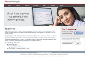 Mind Mapping Software, una herramienta educativa para crear mapas mentales (visual-mind.com)