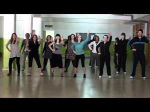 Ka uru te hami, danza de Isla de Pascua -Adaptado y simplificado para bailar con niños-