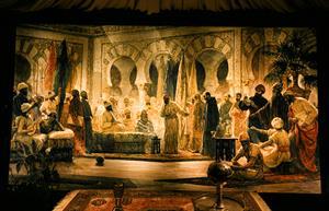 La proclamación del Califato de Córdoba