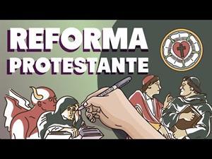 La Reforma protestante y Lutero