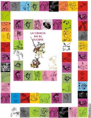 La ciencia en El Quijote. Juego de la Oca
