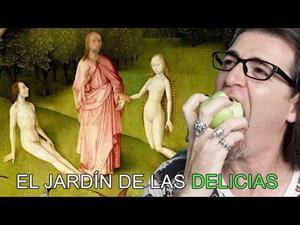 El jardín de las delicias de El Bosco (primera parte)