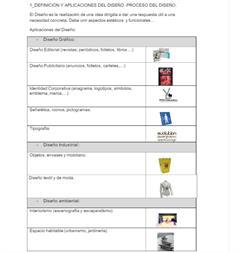 Cuaderno de Diseño. 2º Bachillerato (Escuela de Arte de Motril)