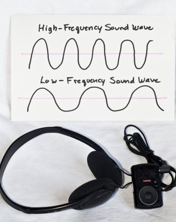 High Frequency Hearing Test